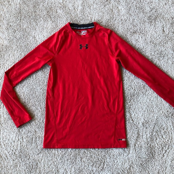 Like new under armour compression shirt